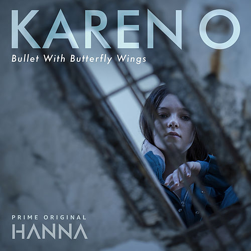 Bullet With Butterfly Wings by Karen O