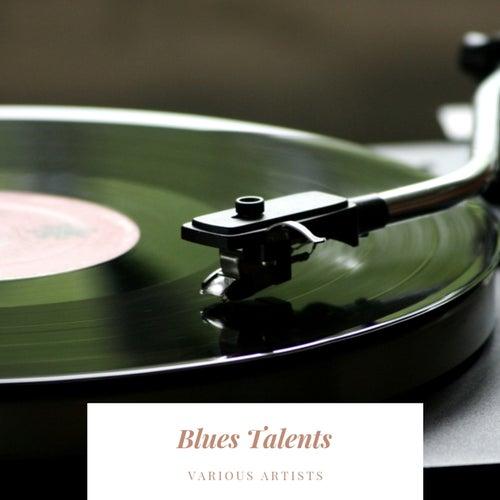 Blues Talents de Various Artists