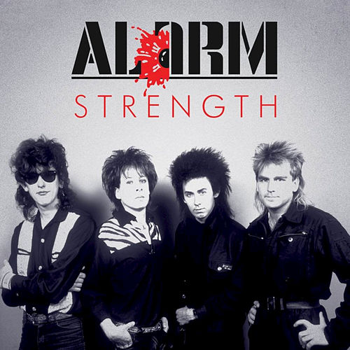 Strength 1985-1986 de The Alarm