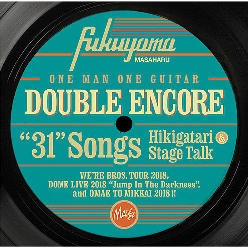 Double Encore (Live) de Masaharu Fukuyama