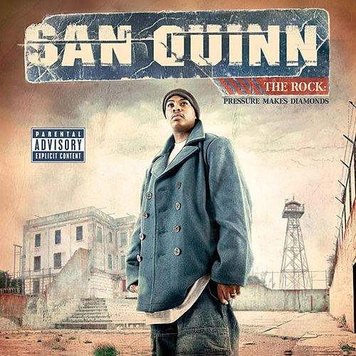 The Rock: Pressure Makes Diamonds de San Quinn
