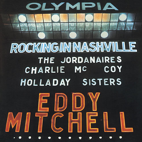 Olympia 75 de Eddy Mitchell