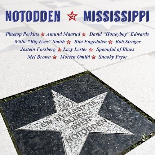 Notodden - Mississippi de Various Artists