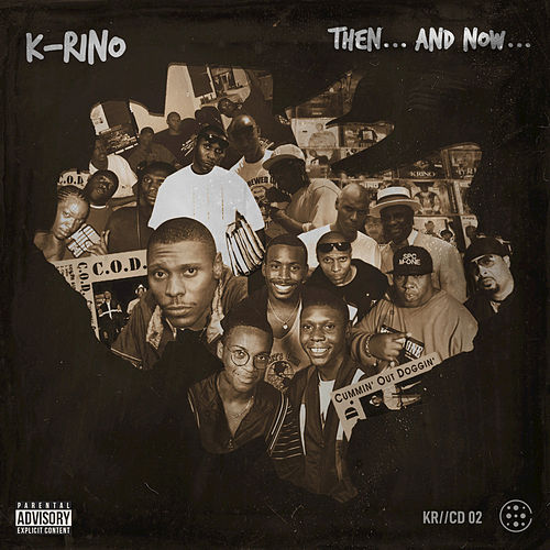 Then and Now (The 4-Piece #2) by K-Rino