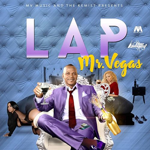 Lap de Mr. Vegas