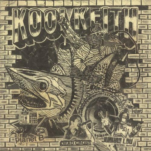 Blast B/W Uncrushable by Kool Keith
