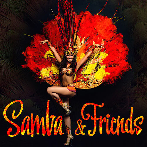 Samba & Friends de Various Artists