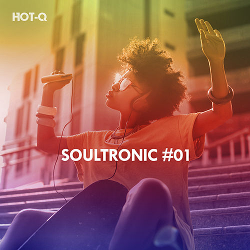 Soultronic, Vol. 01 - EP von Various Artists