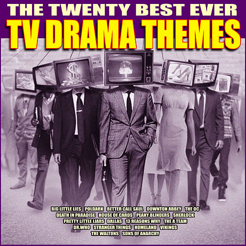 The Twenty Best Ever TV Drama Themes by TV Themes