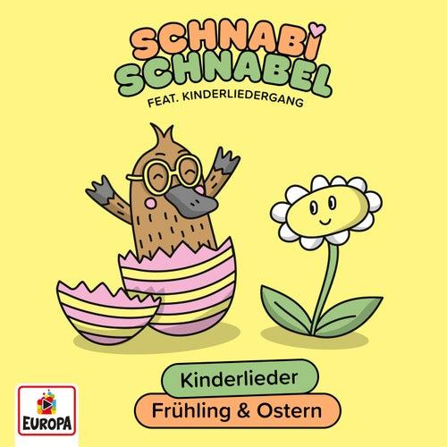 Kinderliederzug - Oster- und Frühlingslieder by Lena, Felix & die Kita-Kids