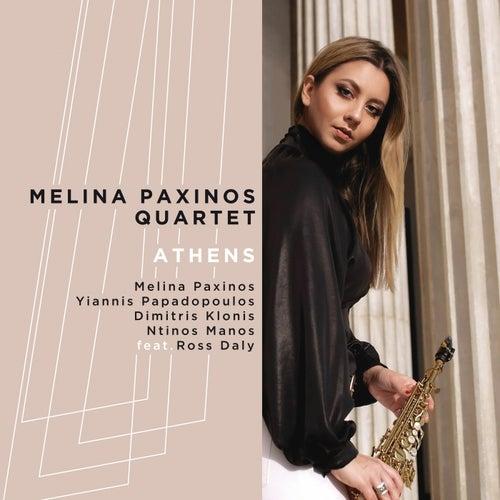 Athens by Melina Paxinos