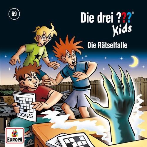 069/Die R??tselfalle von Die Drei ??? Kids