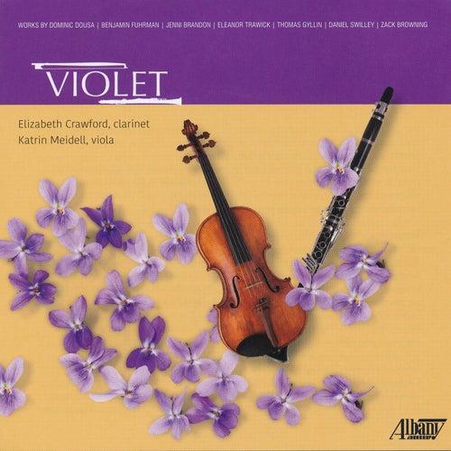Violet by Elizabeth Crawford