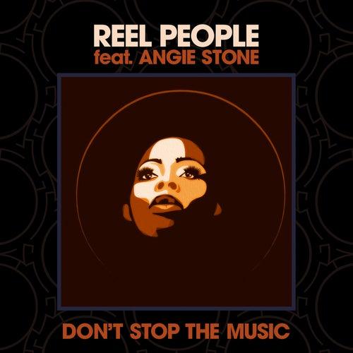 Don't Stop the Music de Reel People