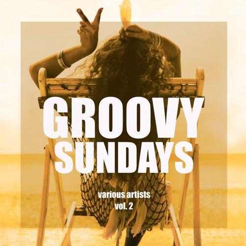 Groovy Sundays, Vol. 2 - EP di Various Artists
