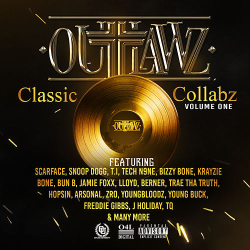 Classic Collabz, Vol 1. de Outlawz