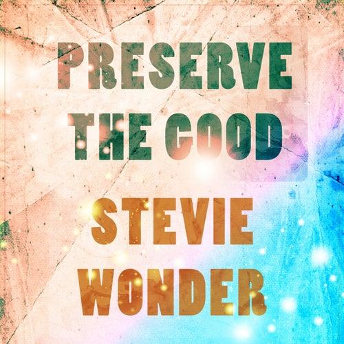 Preserve The Good von Stevie Wonder