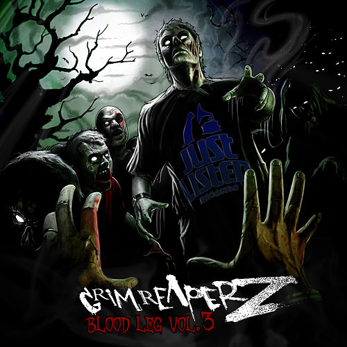 Blood Leg Vol. 3 by Grim Reaperz