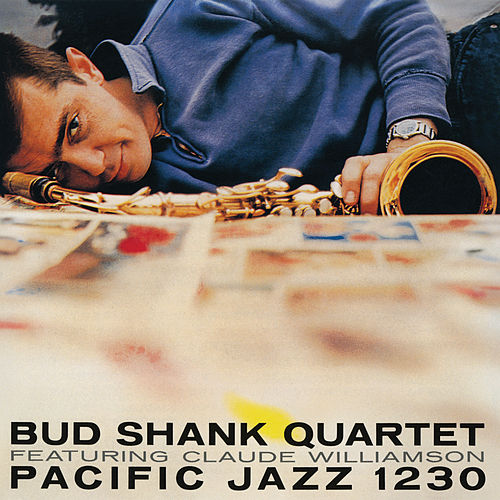 Bud Shank Quartet Featuring Claude Williamson by Bud Shank
