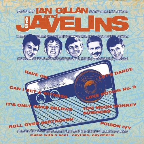 Raving with Ian Gillan & the Javelins by Ian Gillan