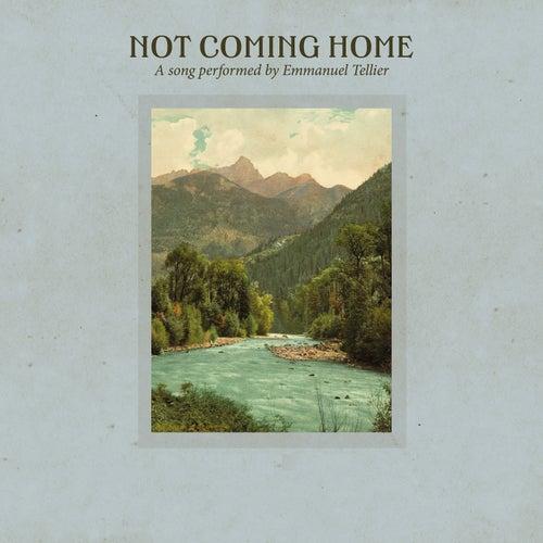 La disparition d'Everett Ruess - Voyage dans l'Amérique des Ombres by Emmanuel Tellier