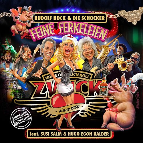 Feine Ferkeleien, Vol. 1 & 2 by Various Artists
