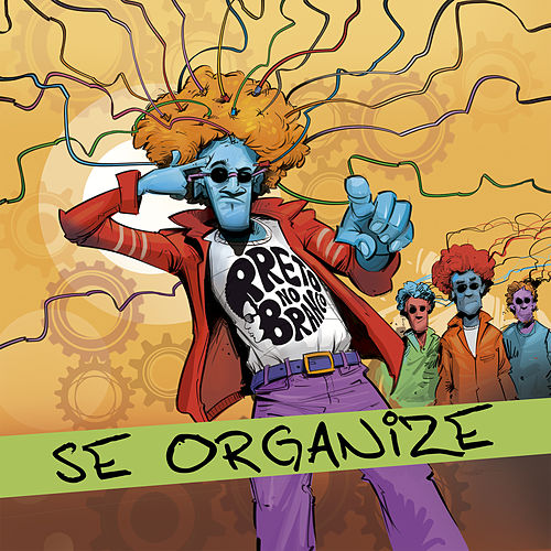 Se Organize by Preto no Branco