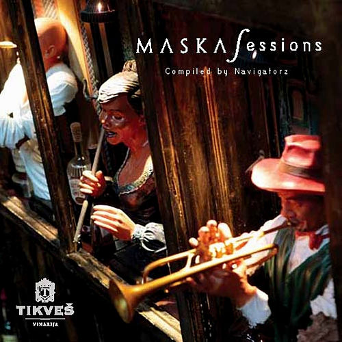 Maska Sessions Vol.1 (Compiled by Navigatorz) fra Various Artists