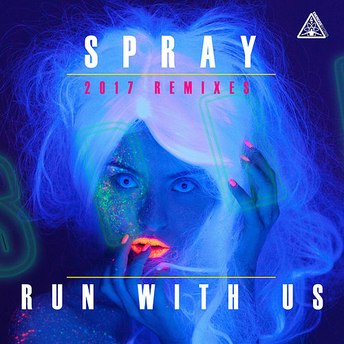 Run with Us by Spray