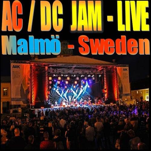 Ac/Dc Jam Live - Malmö Sweden de AC