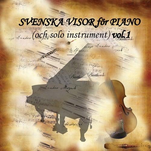 Svenska Visor för Piano (& solo instrument), Vol. 1 by Tomas Blank