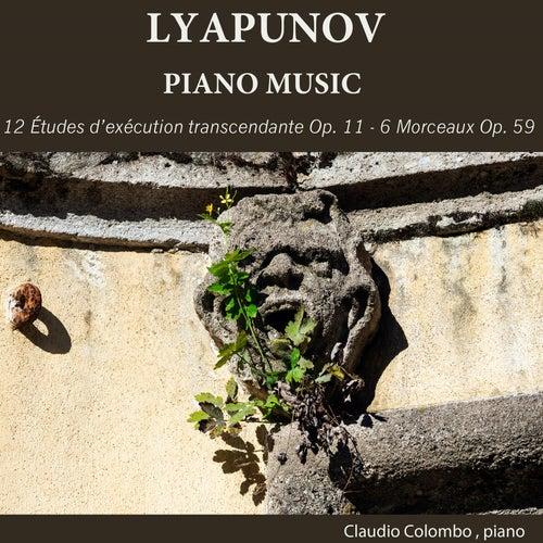 Lyapunov: Piano Music by Claudio Colombo