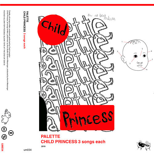 Split With Child Princess by Palette