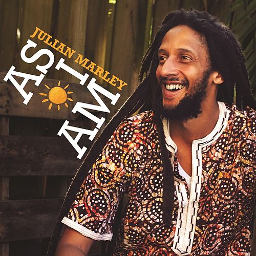 As I Am de Julian Marley