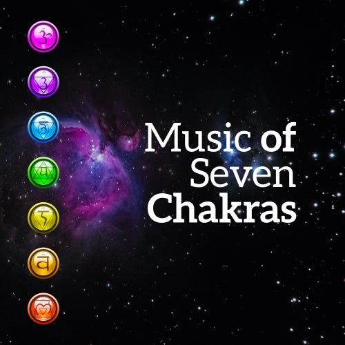 Music of Seven Chakras by Chakra's Dream