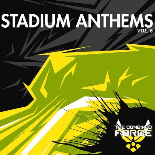 Stadium Anthems Vol.6 (Radio Edits) by Various Artists