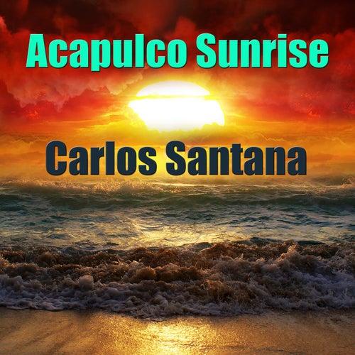 Acapulco Sunrise de Santana