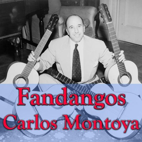 Fandangos by Carlos Montoya