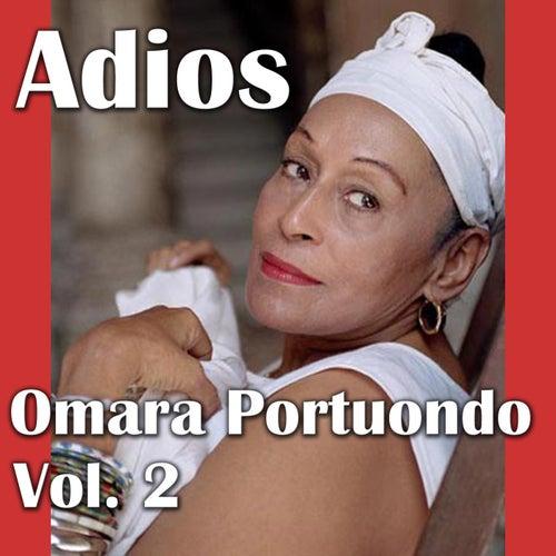 Adios, Vol. 2 de Omara Portuondo