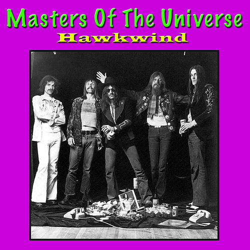 Masters Of The Univers (Live) by Hawkwind