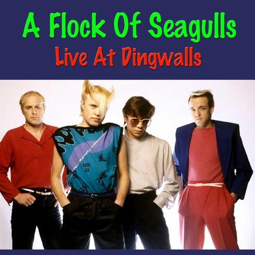 A Flock Of Seagulls Live At Dingwalls de A Flock Of Seagulls