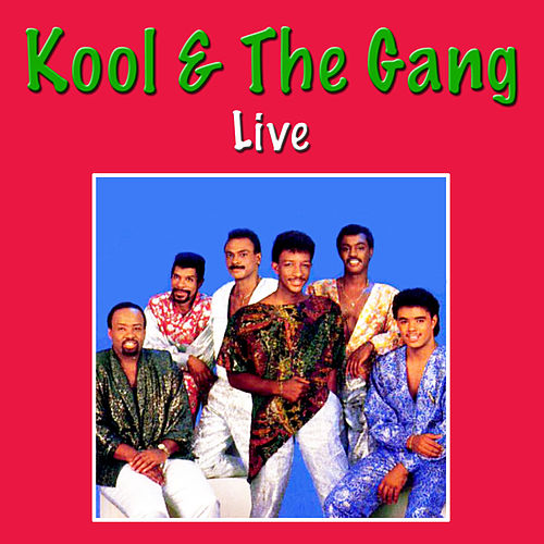 Kool & The Gang Live de Kool & the Gang
