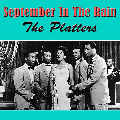 September In The Rain de The Platters
