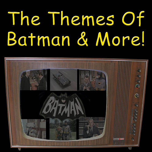 The Themes of Batman & More! de Maxwell Davis