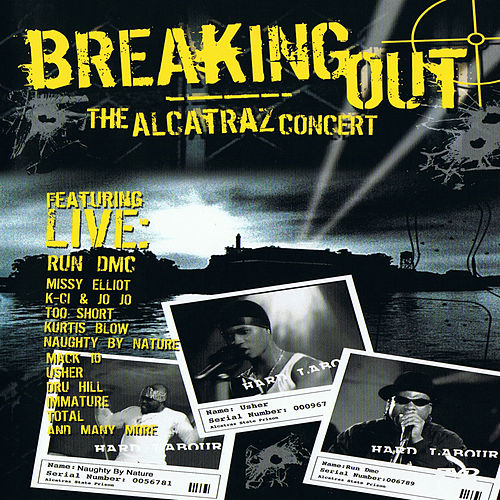 Breaking Out - The Alcatraz Concert (Live) de Various Artists