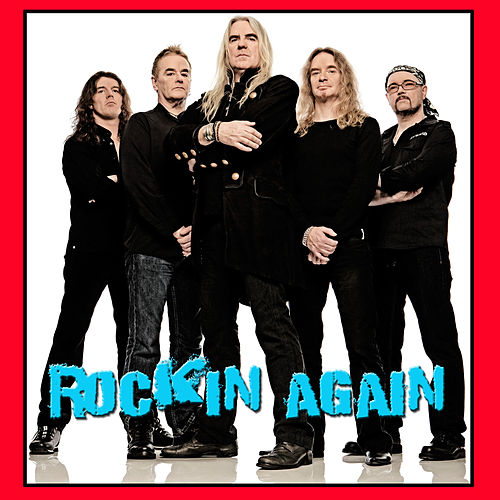 Rockin' Again by Saxon