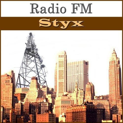 Radio FM Styx (Live) de Styx