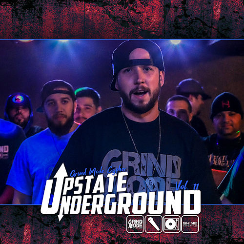 Grind Mode Cypher Upstate Underground, Vol. 11 de Lingo