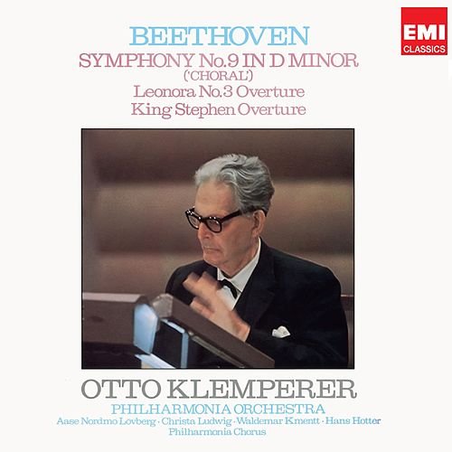Beethoven: Symphonie No. 9 by Otto Klemperer
