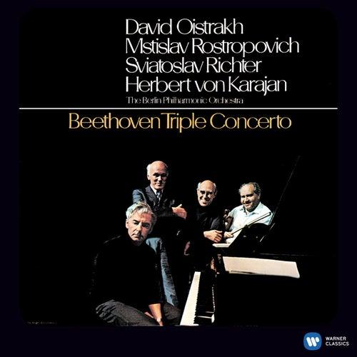 Beethoven: Triple Concerto [2011 - Remaster] (2011 Remastered Version) by David Oistrakh